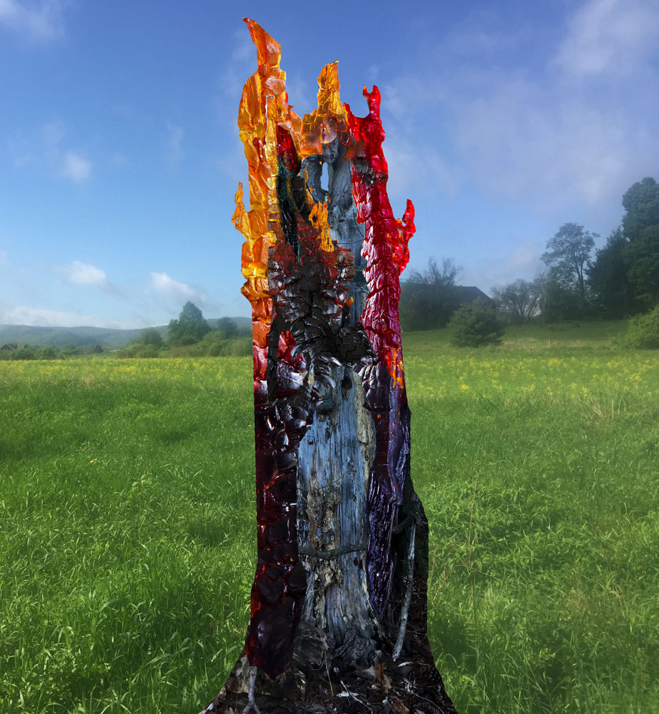 Natalie Tyler & Adam Zamberletti, Wildfire